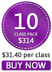 Pole Athletica offers 10 class pack for purchase