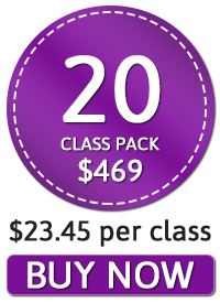 Pole Athletica offers 20 class packs