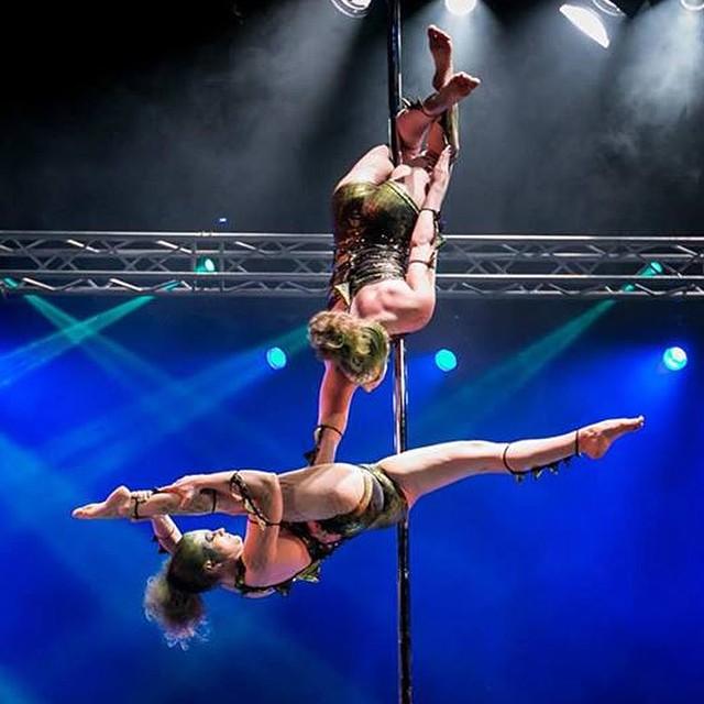 Enchanted - Double Pole Act