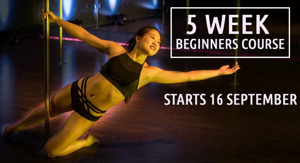 5 Week Beginners Intro Intensive starts 16 September