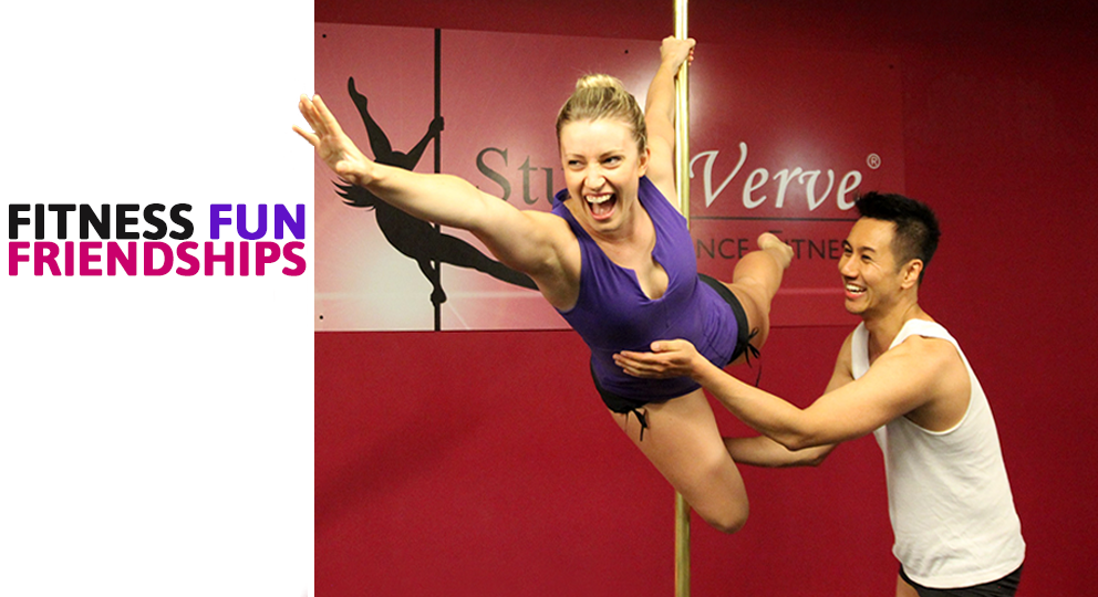 Pole for Fun Fitness & Friendship