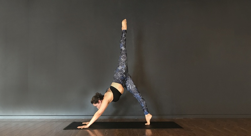 Add Yoga to your work-out schedule for the perfect cross training experience
