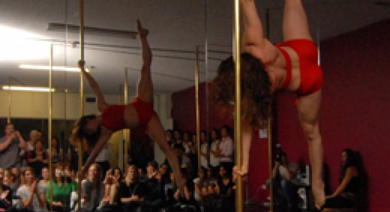 Pole Dancing Events at Studio Verve Dance Fitness