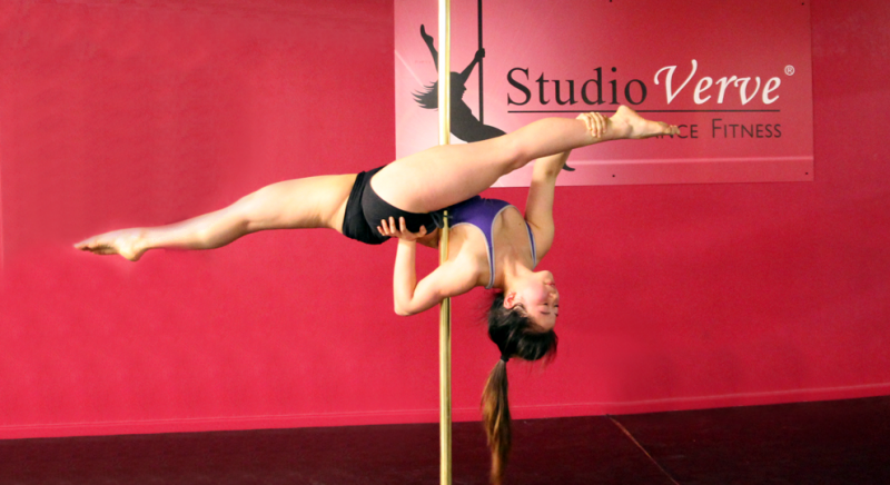 Student Pole Success Story Amy Studio Verve Surry Hills Sydney Dance Profile