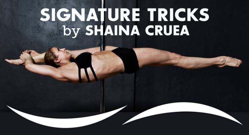 Shaina Cruea international guest instructor will be returning to Studio Verve on Sun 24 January