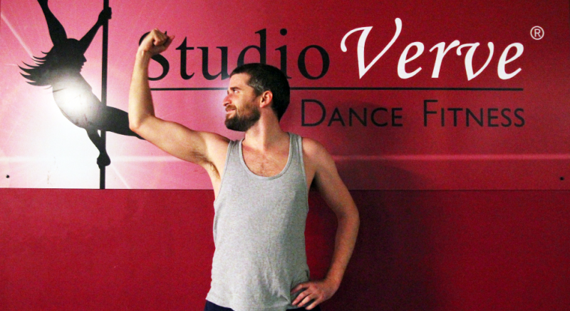 Men Pole Fitness Classes Strength Studio Verve Surry Hills Sydney