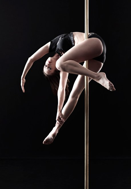 Studio Verve instructor Jane Rhiana is a 2014 NSW Pole Championships Amateur finalist