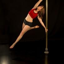 Kiah Pilz Polarity Pole Show Dancer 2015