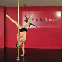 Studio Verve offers PoleFit for Men courses for Beginners, Intermediate and Advanced students