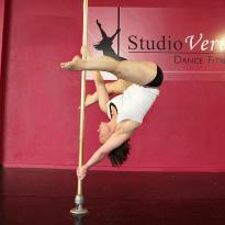 Cheryl Jones 2015 Polarity Pole Show Dancer