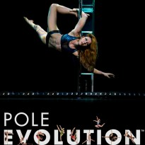 "Lisa D is a featured Guest Artist in Pole Evolution's latest production ""Elements"""