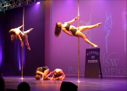 Fusion Five's disqualified performance at The Concourse Theatre Saturday 26 July 2014