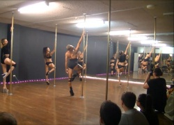 Pole Athletica Showcase  17 March - Commercial Pole