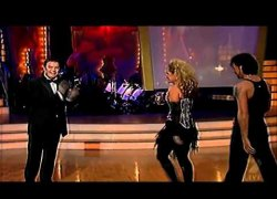 Pole Dancing on Australian Dancing With The Stars - Grand Final May 2007