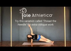 Our 6 Favourite Body-Weight Exercises for Pole Dancers