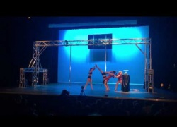 Fusion Four Pole Theatre Sydney 2016
