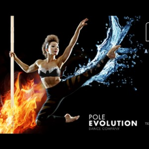 Pole Evolution Dance Co presents Elements; a pole dance spectacular