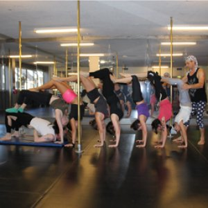 Learn acro at Studio Verve Dance Fitness