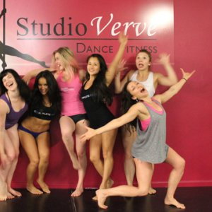 Studio Verve regularly offers Signature Pole Tricks workshops with international touring Pole Superstars