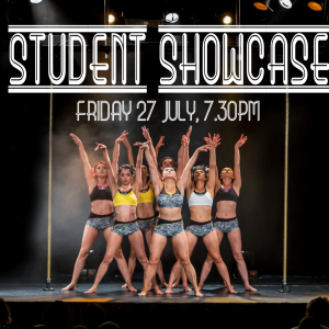 Showcase is always a super fun night of student and instructor performances