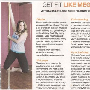 Studio Verve in Body and Soul Article 25 September 2011