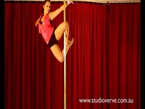 First ever Pole Dance Video Clip