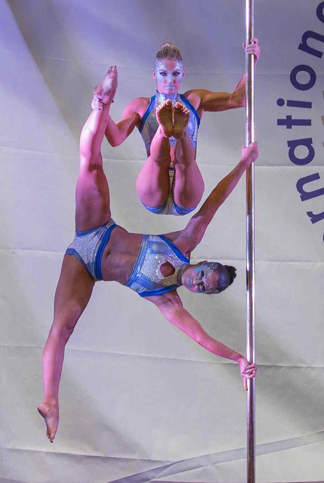 Terri Fierce and Lisette Krol